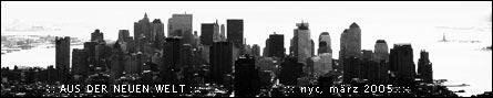 New York, Foto: Thomas Alboth