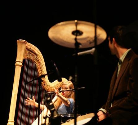 Joanna Newsom / Foto & Copyright: Thomas Alboth