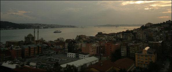 2006, Istanbul, Bosporus