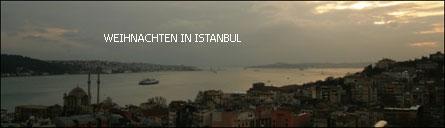 Fotos Istanbul 2006, Weihnachten