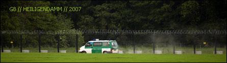 G8 Heiligendamm 2007, Zaun, Foto: Thomas Alboth