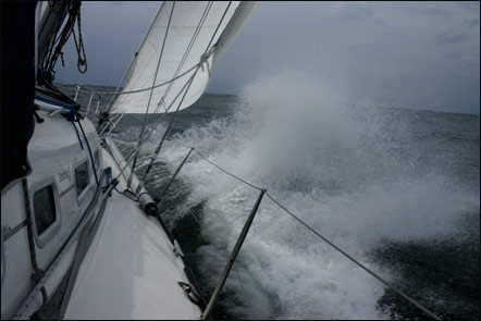 Rund Bornholm Regatta // Showdown on Baltic Sea