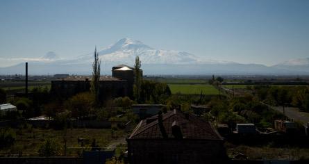Erivan, Armenia // Yereva, Armenia