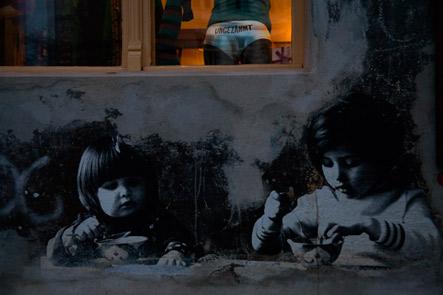 Ungezaehmte Kinder - Berlin
